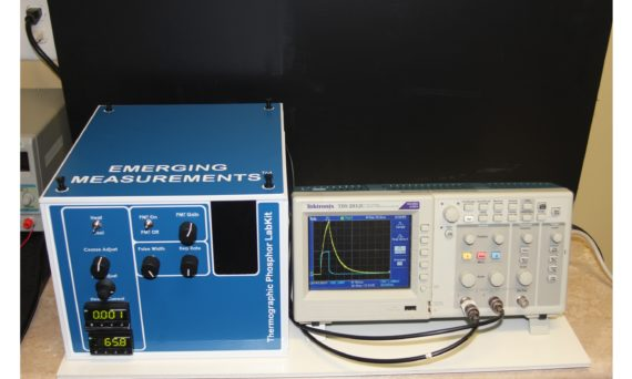 LabKit with Oscilloscope