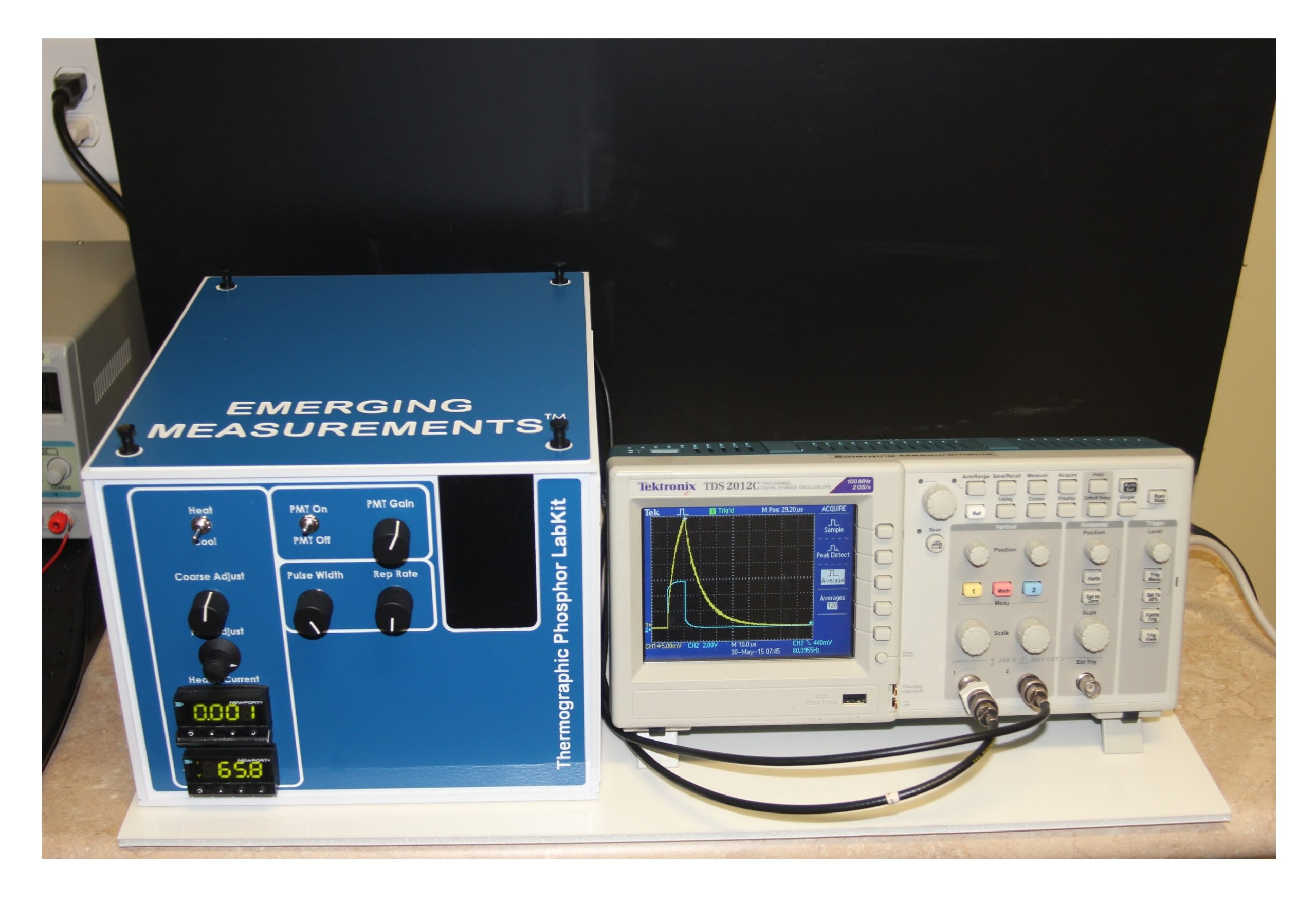 LabKit with Oscilloscope